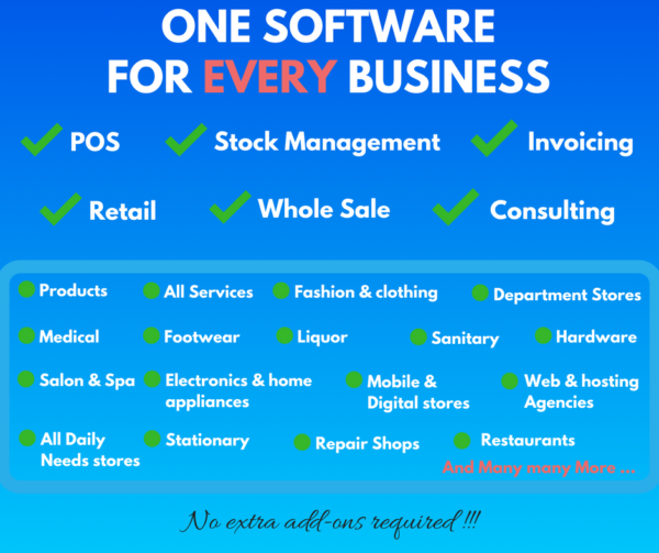 BOSS POS - Best Advanced Stock Management, Point of Sale ...